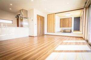 小上がりの和室は空間が狭く感じる?解決策をお伝えします