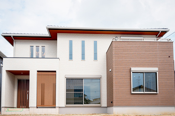 家事動線を意識した住宅