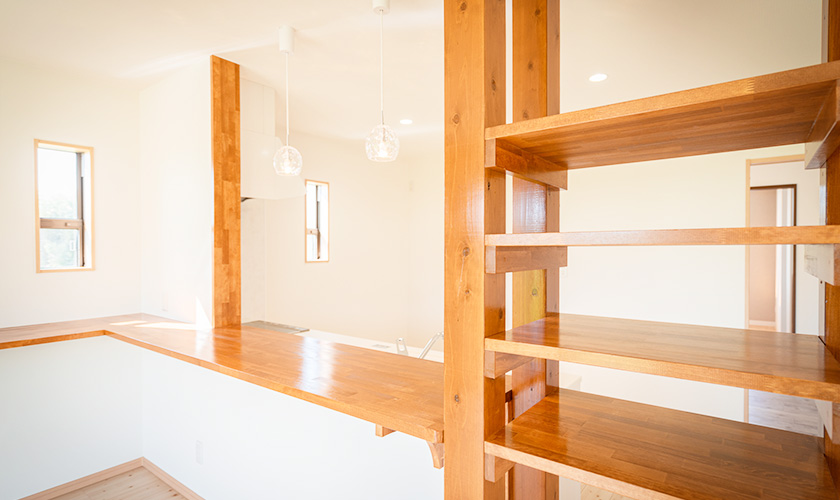 住宅にはどんな自然素材を使えるの?
